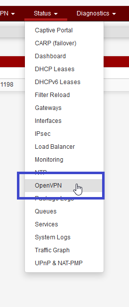 Pfsense - Connect to VPN PIA