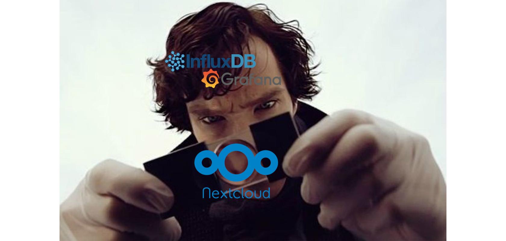Nextcloud - Grafana