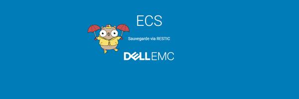 Dell ECS - Restic